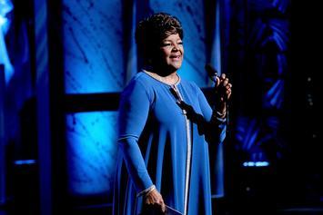 Pastor Shirley Caesar Is Suing The Original #UNameItChallenge Video Maker For $5 Million