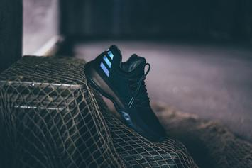 """Dark Ops XENO"" Adidas Harden Vol. 1 Debuts Tomorrow"