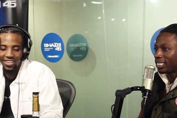 "Joey Bada$$ & CJ Fly's ""ShowOff Radio"" Freestyle"