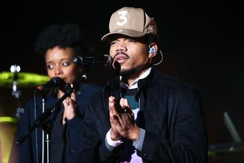 "Watch Chance The Rapper Perform ""Finish Line"" & ""Same Drugs,"" Parody Run-DMC On SNL"