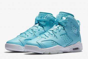 "The ""Pantone"" Air Jordan 6 Is Finally Releasing"