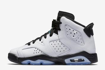 """""""Atmos"""" Inspired Air Jordan 6 GS Official Images Revealed"""