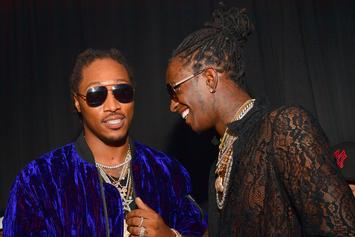 Young Thug & Future Might Be Working On A Joint Project