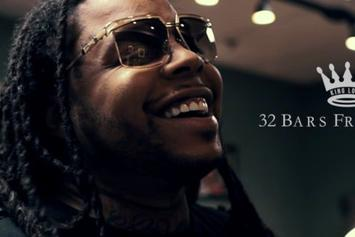 "King Louie ""32 Bars (Freestyle)"" Video"