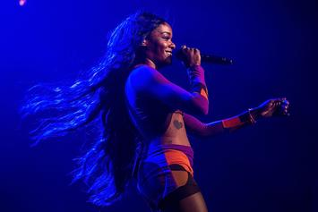 "Is Azealia Banks A Witch? Rapper Cleans Up Filthy ""Brujeria"" Closet"
