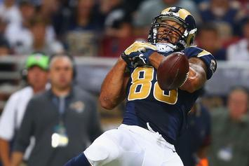 Rams Tight End Lance Kendricks Falls One Yard Shy Of Collecting $250,000 Bonus