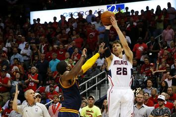 Cleveland Cavaliers Reportedly Acquire Kyle Korver In Trade With ATL Hawks