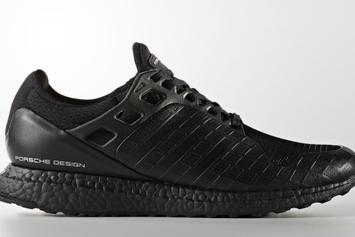 "Porsche-Designed ""Triple Black"" Ultra Boosts Are Coming Soon"