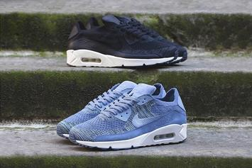 NikeLab Adds Flyknit To The Air Max 90