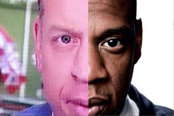 "Twitter Reacts To Troy Aikman Looking Like The ""White Jay Z"""