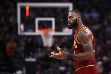 "LeBron James Demands A ""F*cking Playmaker"" After Loss To Pelicans"