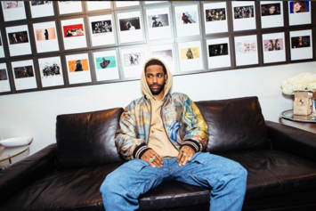 Big Sean & Pusha T Spotted Together In The Studio