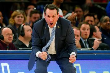 Coach K Bans Duke Players From Locker Room And From Wearing Blue Devils Gear