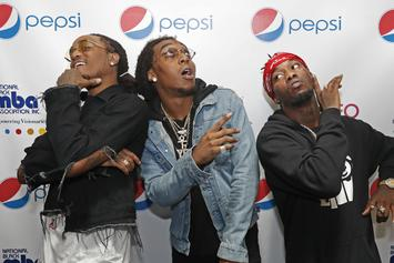 """Migos Speaks On Solo Albums: """"We Working"""""""