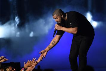 Drake Brings Out Giggs And Section Boyz At London Show