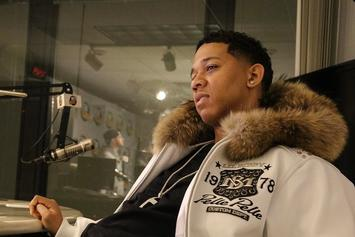 "Lil Bibby Teams Up With Pelle Pelle For A Limited Edition ""Free Crack 4"" Jacket"