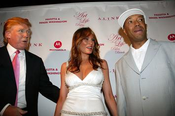 """Russell Simmons On Whether He's Still Friends With Trump: """"Not Anymore"""""""