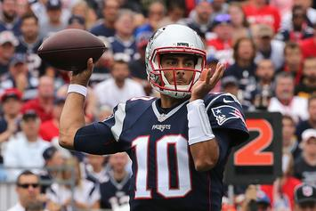 Cleveland Browns Reportedly Looking To Trade For Patriots QB Jimmy Garoppolo