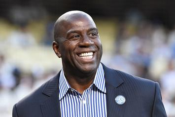 Magic Johnson Rejoins Los Angeles Lakers As An Advisor