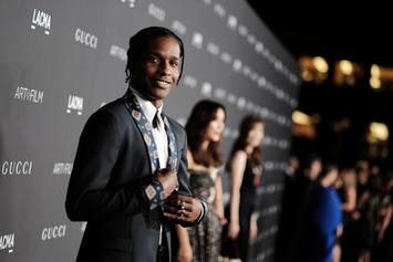 ASAP Rocky Would Invite 2Pac & Michael Jackson To His Dream Dinner Party