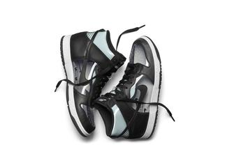 "NikeLab Dunk Hi x Comme des Garcons ""Invisible Shoes"" Launch Tomorrow"