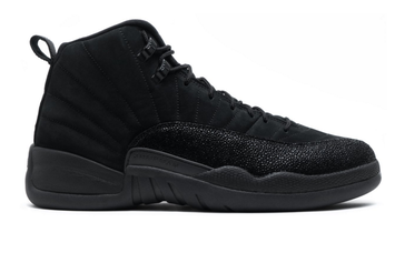 "OVO Reveals Release Details For Black ""OVO"" Air Jordan 12"