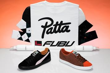Patta Teams Up With PUMA And FUBU For A Capsule