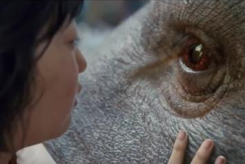"Watch A Teaser For ""Okja,"" A Korean Monster Film From Netflix"