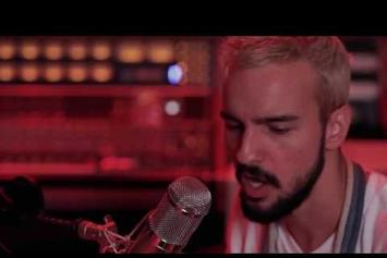 "Gabriel Garzón-Montano Performs ""The Game"" Live At Stones Throw Studios"
