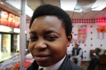 YouTube Sensation The Chicken Connoisseur Links Up With A$AP Bari