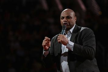 """Charles Barkley Comments On Lonzo Ball's Dad: """"At Some Point, It Becomes Stupidity"""""""
