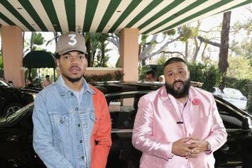 Chance The Rapper Has Many Features On DJ Khaled's New Album