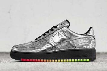 "Nike Creates ""Elton John"" Air Force 1s As Part Of Their ""Be True"" Campaign"
