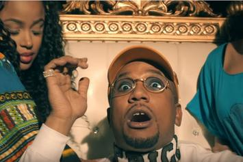 "CyHi Da Prince Feat. Ernestine Johnson ""Nu Africa"" Video"