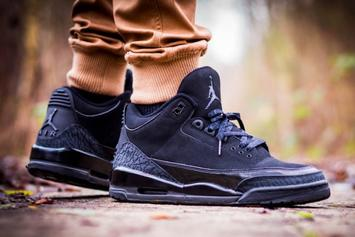 """Black Cat"" Air Jordan 3s Reportedly Releasing This Year"
