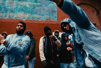 "Juelz Santana Feat. Dave East, Bobby Shmurda & Rowdy Rebel ""Time Ticking"" Video"