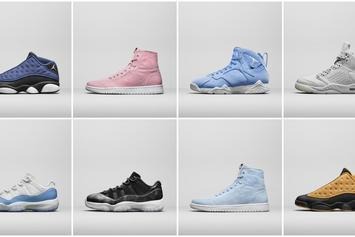 Jordan Brand Unveils Their Summer '17 Collection