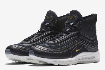 Riccardo Tisci Debuts Nike Air Max 97 Collab Like You've Never Seen Before