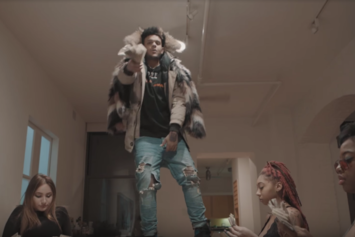 "smokepurpp ""Woah"" Video"