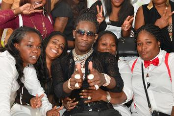 Young Thug Complains About Women Lying About Sleeping With Him