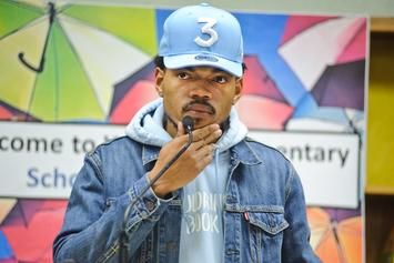 Chance The Rapper Wants You To Apply To Be His Intern
