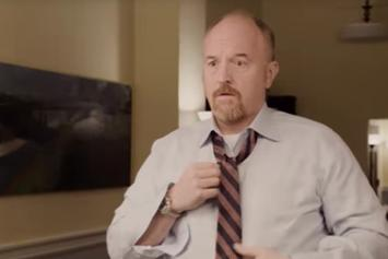 """Watch The First Trailer For Louis C.K.'s Upcoming Netflix Stand Up Special """"2017"""""""