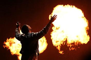 """Drake Brings Out Giggs To Perform """"KMT"""" At Show In Amsterdam"""