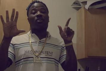 "Troy Ave ""Cooking"" Video"