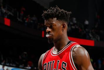 "Report: Jimmy Butler Is ""As Good As Gone"" From Chicago After This Season"