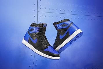 """Royal"" Air Jordan 1s To Release Again Tomorrow"