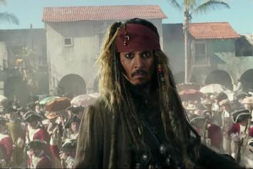 "Watch ""Pirates Of The Caribbean: Dead Men Tell No Tales"" Newest Trailer"