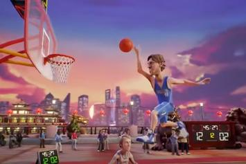 """NBA Playgrounds"" Is The Next NBA Jam x NBA Street Video Game"