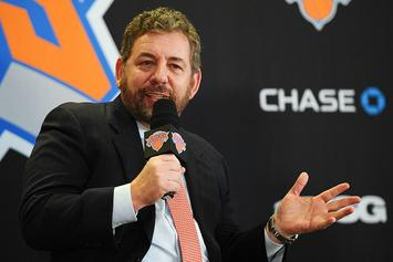 Knicks Owner James Dolan Reportedly Called A Knicks Fan An Asshole