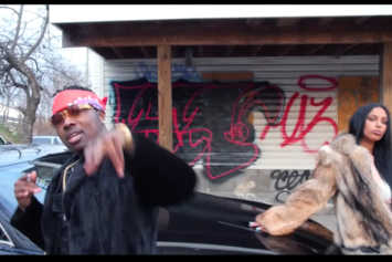 """Troy Ave """"Why"""" Video"""